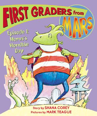 Image for First Graders From Mars:  Episode 1:  Horus's Horrible Day