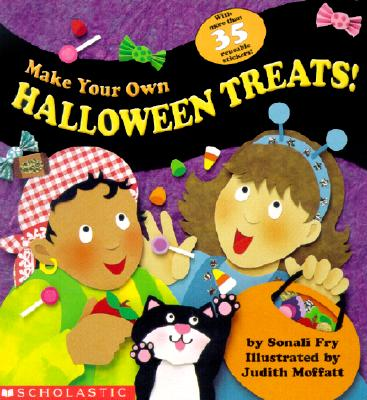 Image for MAKE YOUR OWN HALLOWEEN TREATS!