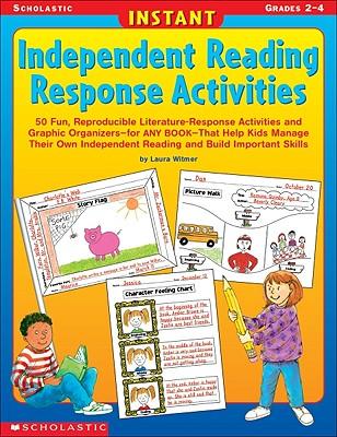 Independent Reading Response Activities: Grades 2-4