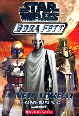Image for A New Threat (Star Wars: Boba Fett, Book 5)