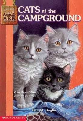 Image for Cats at the Campground (Animal Ark Series #32)
