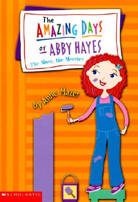 Image for ABBY HAYES 8 THE MORE THE MERRIER