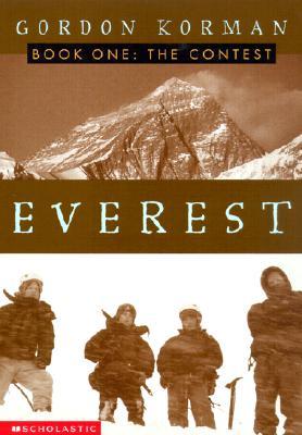 The Contest (Everest, Book 1), GORDON KORMAN