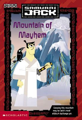 Image for SAMURAI JACK MOUNTAIN OF MAYHEM
