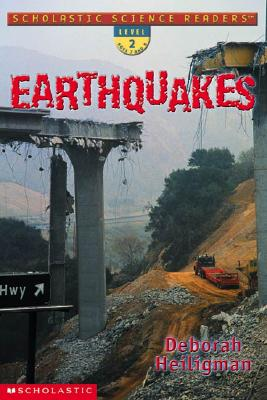 Image for Earthquakes: Scholastic Science Readers: Level 2
