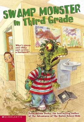 Image for The Swamp Monster In The Third Grade (Swamp Monster in Third Grade)