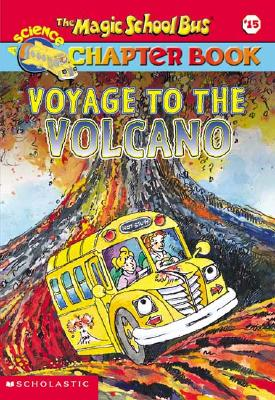 Image for MAGIC SCHOOL BUS  #015 VOYAGE TO THE VOLCANO