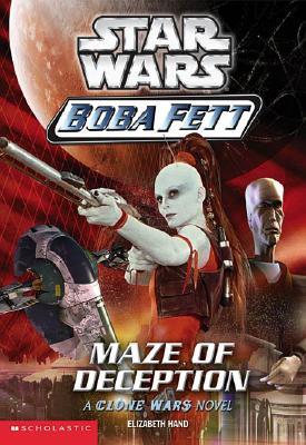 "Star Wars: Boba Fett #3: Maze of Deception, ""Hand, Elizabeth"""