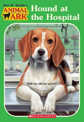 Image for Hound at the Hospital (Animal Ark)