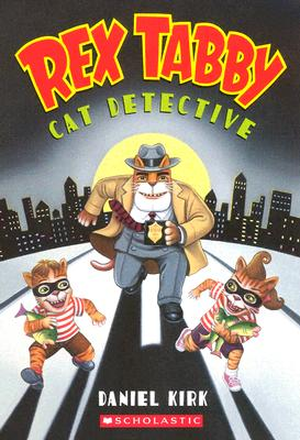 Image for Rex Tabby Cat Detective