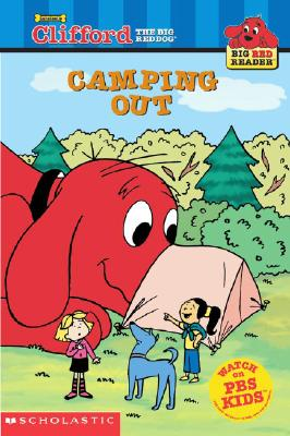Image for Camping Out (Clifford the Big Red Dog) (Big Red Reader Series)
