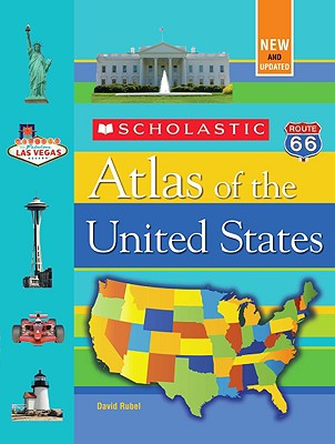 Image for Scholastic Atlas Of The United States