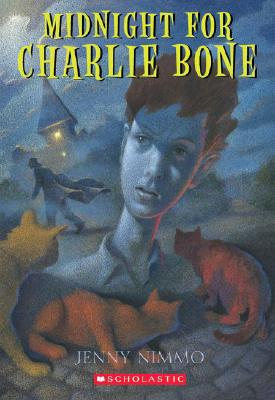 Image for Midnight for Charlie Bone Children of the Red King Book 1 - NEW