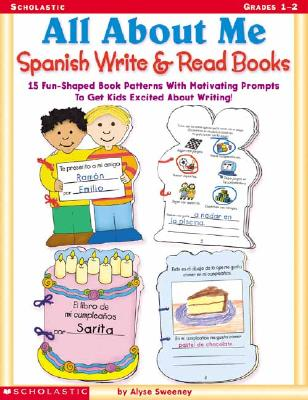 Image for All About Me Spanish Write & Read Books