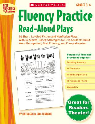 Image for Fluency Practice Read-Aloud Plays