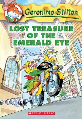 "Image for ""Lost Treasure of the Emerald Eye (Geronimo Stilton, No. 1)"""