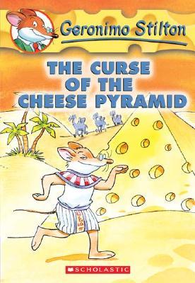 Image for The Curse of the Cheese Pyramid (Geronimo Stilton, No. 2)
