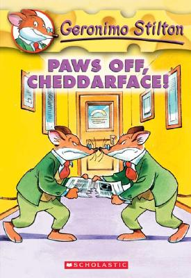 Image for Paws Off  Cheddarface