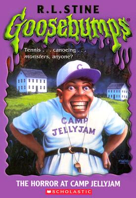 Image for The Horror at Camp Jellyjam (Goosebumps)