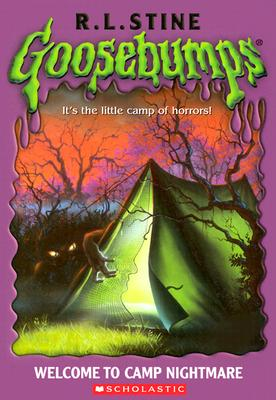 """Welcome to Camp Nightmare (Goosebumps Series), """"Stine, R.L."""""""