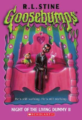 "Goosebumps: Night of the Living Dummy II, ""Stine, R. L., Stine, R.L."""