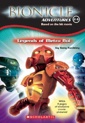 Image for Legends of Metru Nui (Bionicle Adventures #4)