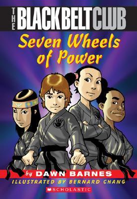 Black Belt Club #1: The Seven Wheels Of Power, Dawn Barnes