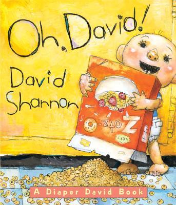 Image for OH, DAVID! A DIAPER DAVID BOOK