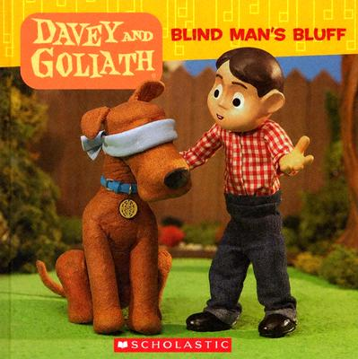 Image for Blind Man's Bluff (Davey & Goliath Storybook)