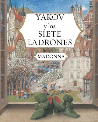 Image for Yakov y los siete ladrones