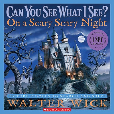 Image for Can You See What I See? On A Scary Scary Night (Halloween)