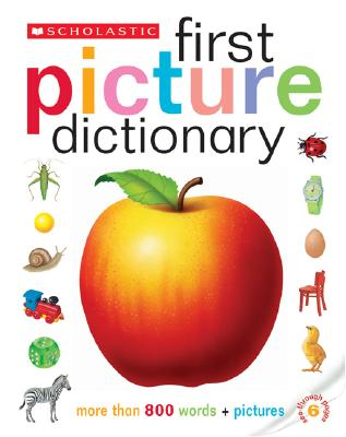 Image for Scholastic First Picture Dictionary