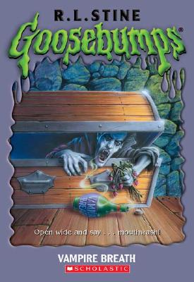 Image for Vampire Breath (Goosebumps)