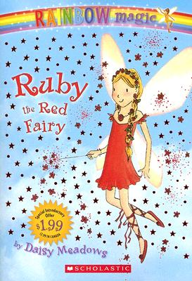 Image for Ruby: The Red Fairy (Rainbow Magic: The Rainbow Fairies, No. 1)