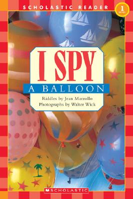 Image for I Spy: A Balloon