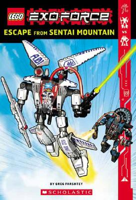 Image for Exo-force Chapter Book #1: Escape from Sentai Mountain (Lego)
