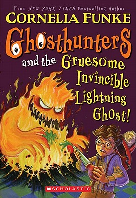 Image for Ghosthunters #2: Ghosthunters and the Gruesome Invincible Lightning Ghost
