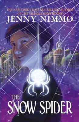 The Snow Spider (Magician Trilogy), JENNY NIMMO