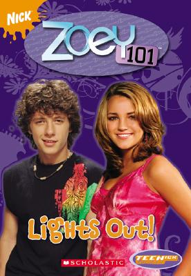 Image for Zoey 101: Chapter Book #7: Lights Out! (Teenick)