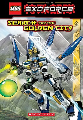 Image for Exo-force: Search For The Golden City (Lego)