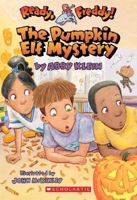 Image for Ready, Freddy! #11: Pumpkin Elf Mystery