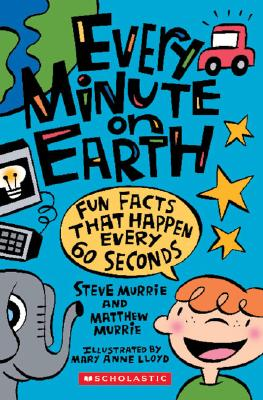 Image for Every Minute On Earth