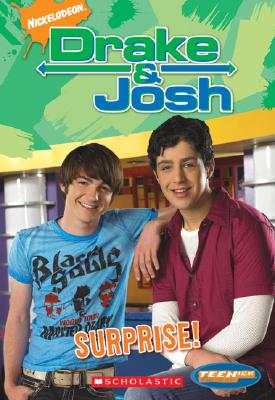 Image for Drake And Josh: Chapter Book: Surprise! (Teenick)