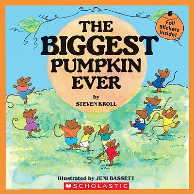 Image for the Biggest Pumpkin Ever