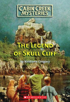 Image for Legend Of Skull Cliff (Cabin Creek Mysteries)