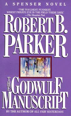 Godwulf Manuscript, ROBERT B. PARKER