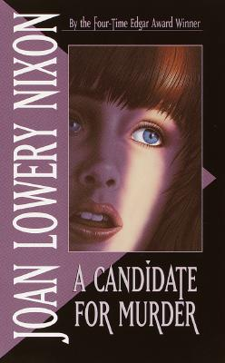 Image for A Candidate for Murder (Laurel Leaf Books)