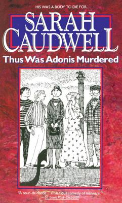 Image for Thus Was Adonis Murdered