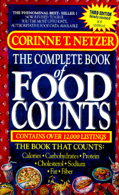 Image for The Complete Book of Food Counts (3rd Edition)