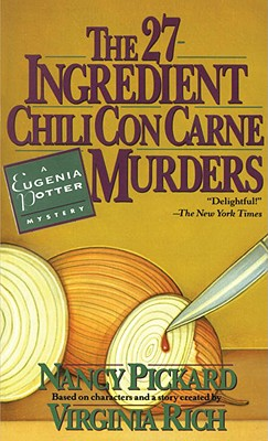 Image for The 27-Ingredient Chili Con Carne Murders: A Eugenia Potter Mystery (Eugenia Potter Mysteries)